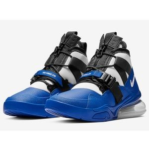 NEW Nike Air Force 270 Utility Racer Blue